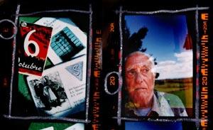 Xavier Cervera ha fotografiado a supervivientes de Mauthausen